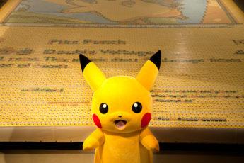 Pikachu Photo Mosaic